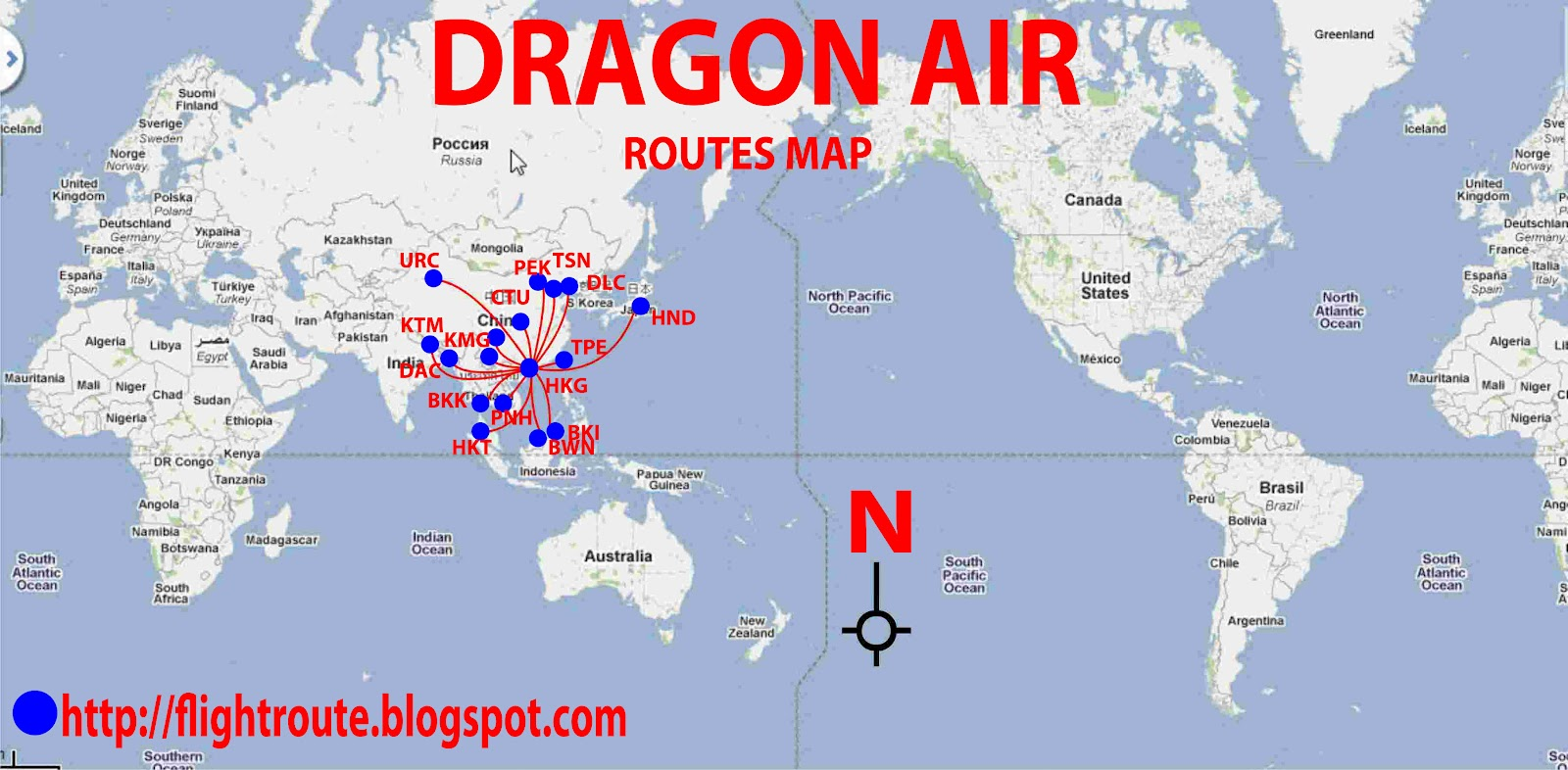 Civil aviation dragon air routes map dragon air routes map dragon air flights publicscrutiny Choice Image