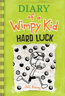 Amazon: Pre-Order The New Diary of a Wimpy Kid: Hard Luck Book And Save 40%