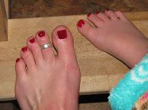 "Barefoot Hippie Girl ""barefoot """