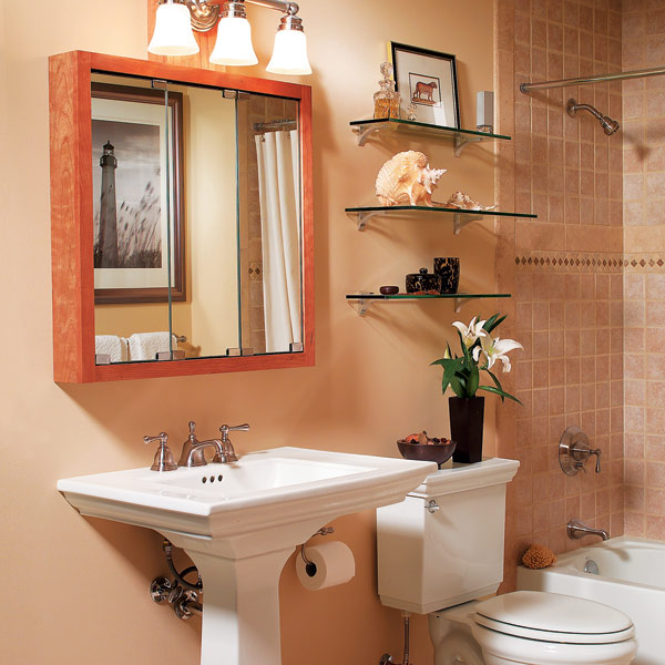 Blog Fuad Informasi Dikongsi Bersama Tips To Organizing Small Bathroom
