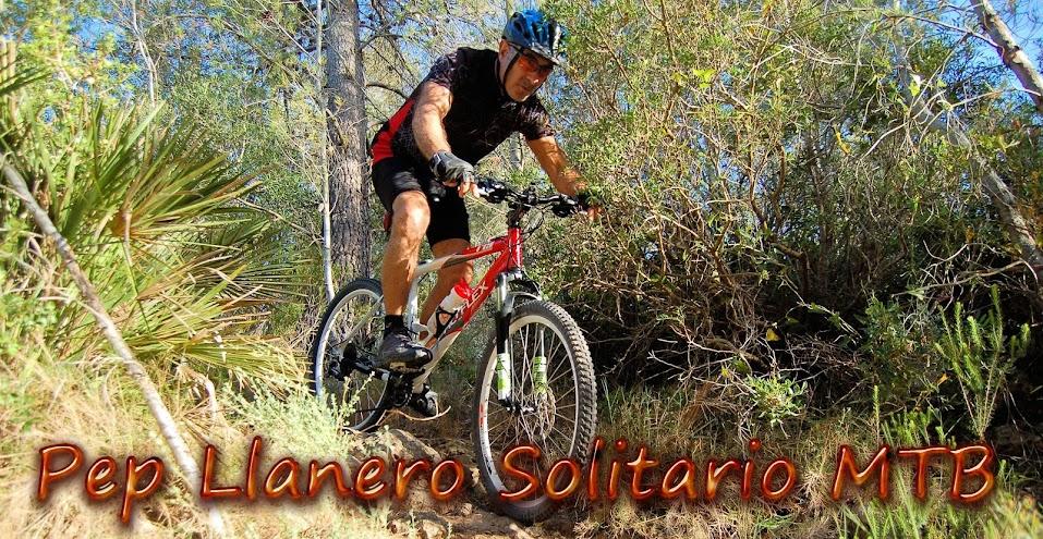 Pep Llanero Solitario MTB.