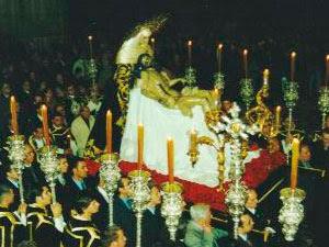 Ntro. Padre Jesús Descendido de la Cruz (H. Mortaja) 2002