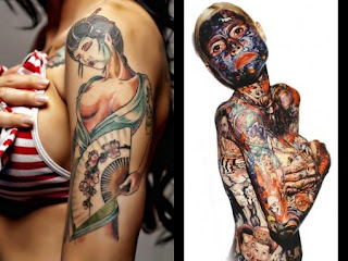 2012 Chinese Japanese Tattoos Design Ttaly And Tattoo Body Art Japan Latest