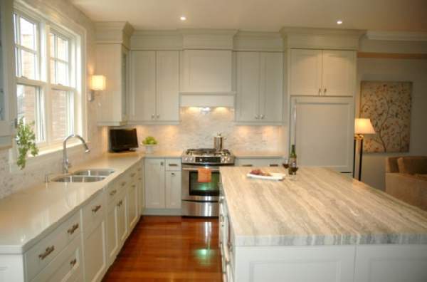 Very Pale Green Kitchen Cabinets With A Hint Of Gray By Style De View Part 48