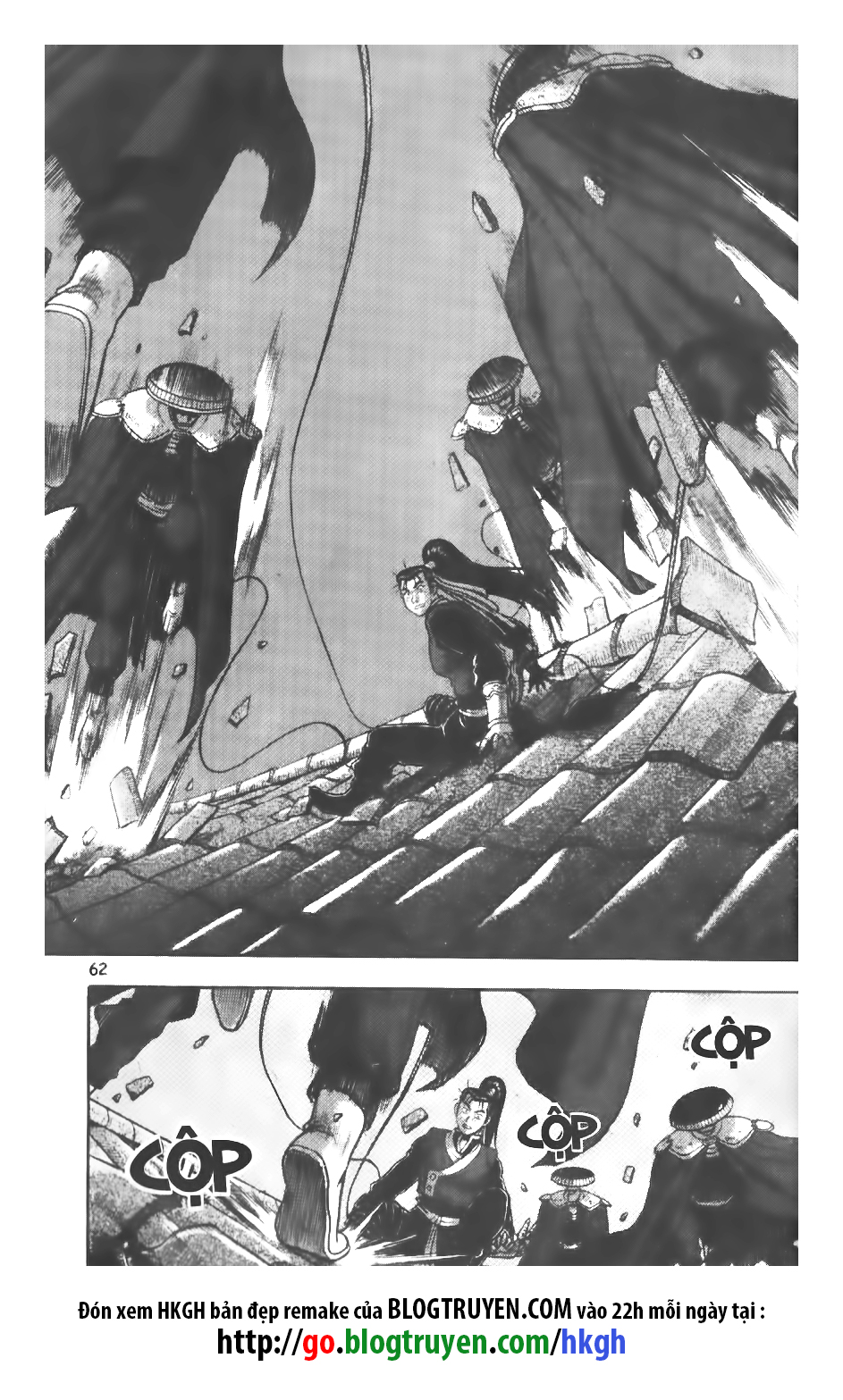 Hiệp Khách Giang Hồ chap 334 Trang 19 - Mangak.info