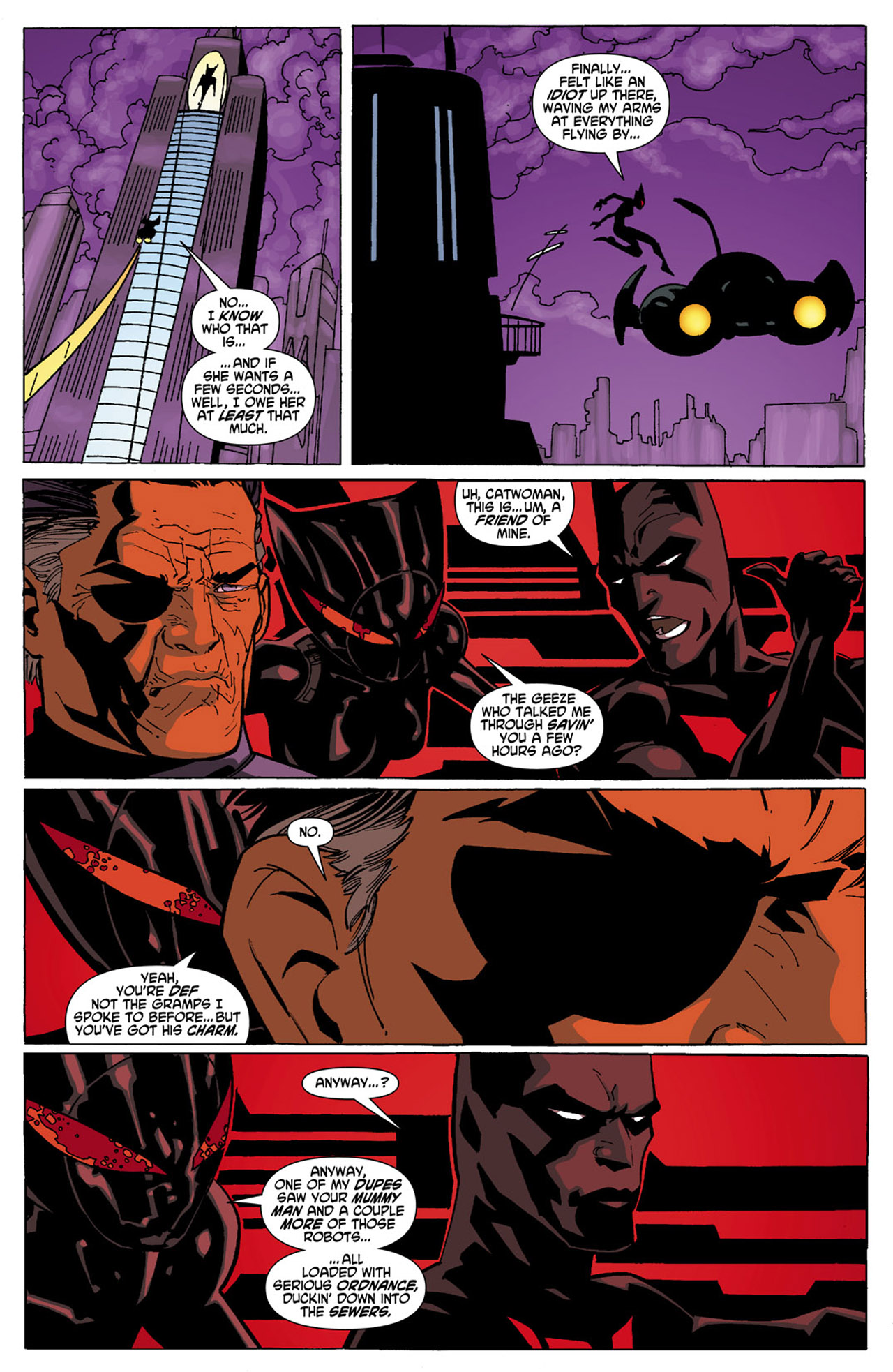 Batman Beyond (2010) Issue #6 #6 - English 7