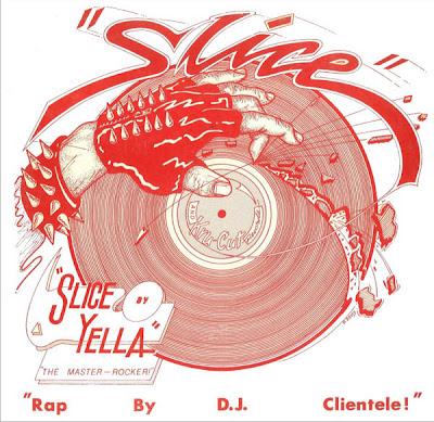 DJ Yella – Slice / Kru Groove (VLS) (1984) (192 kbps)