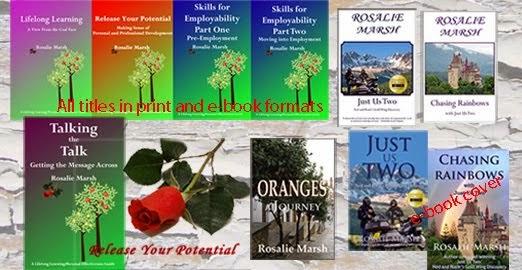 Rosalie's Books