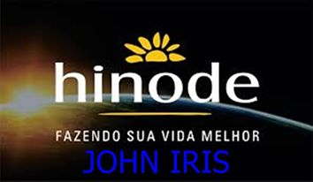 JOHN IRIS CONSULTOR HINODE, FAZENDO SUA VIDA MELHOR!