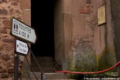 tourist trap, turistfälla