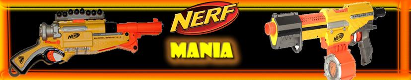 Nerf Mania