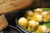 Quail Egg Siomai in The Buffet