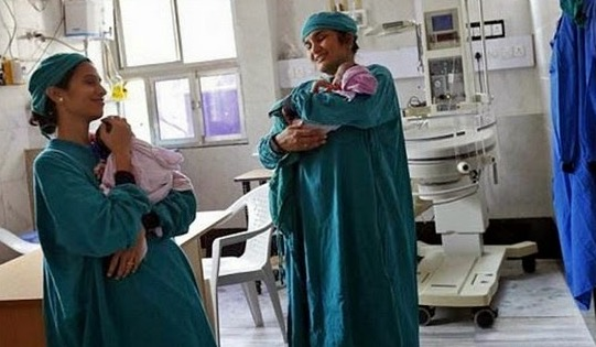 Perkhidmatan Ibu Tumpang di India Jadi Industri Paling Menguntungkan