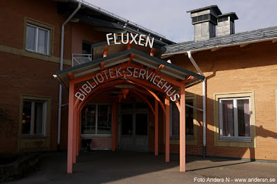 Älvsbyn Fluxen Bibliotek