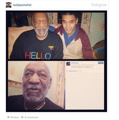 Komedian Bill Cosby: Twitter dan Instagram Cocok Untuk Gaul di Usia Saya!