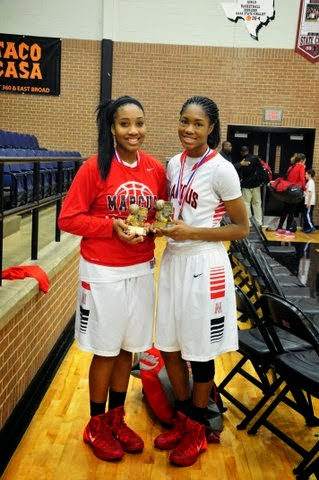 Mansfield Invitational All Tournament duo