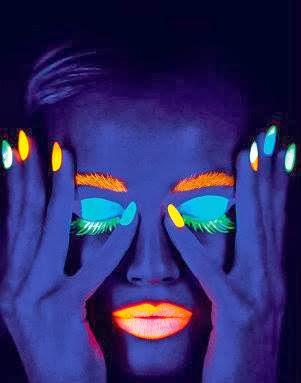 makeup neon