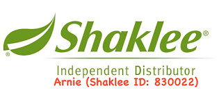 My Shaklee ID is 830022! :)