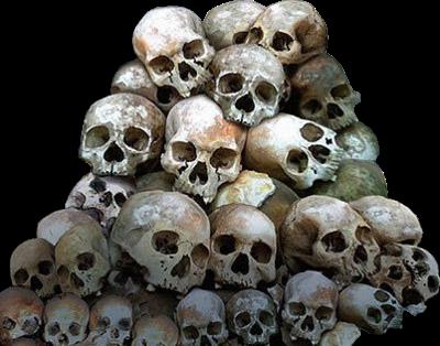 pile of skulls bing images. Black Bedroom Furniture Sets. Home Design Ideas