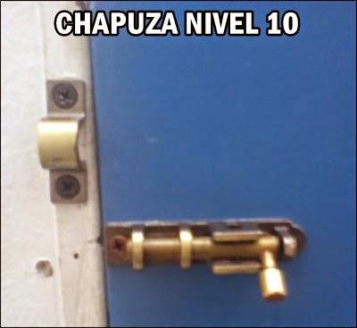 chapuza-pestillo