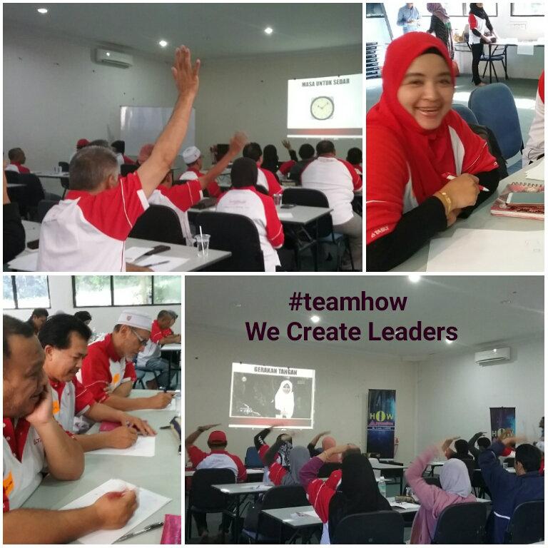 Aktiviti Team How