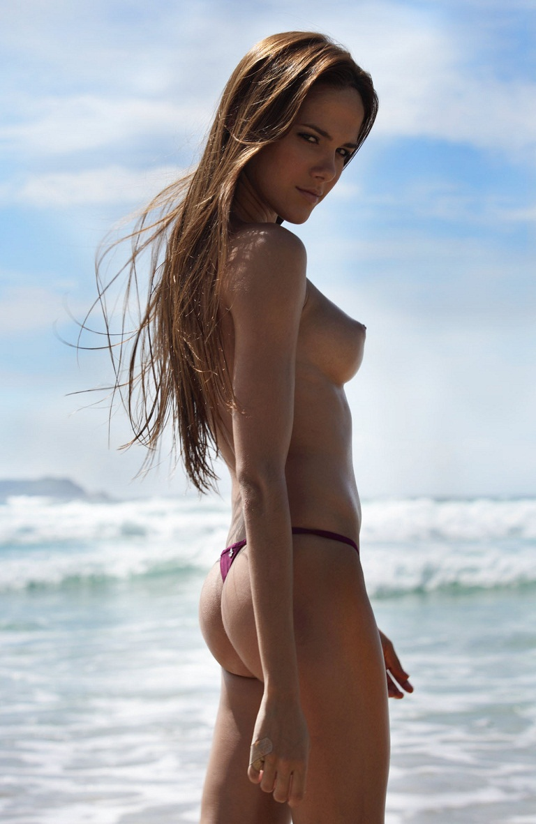 young glasses model nude