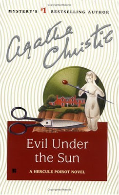 cover of Evil Under the Sun by Agatha Christie