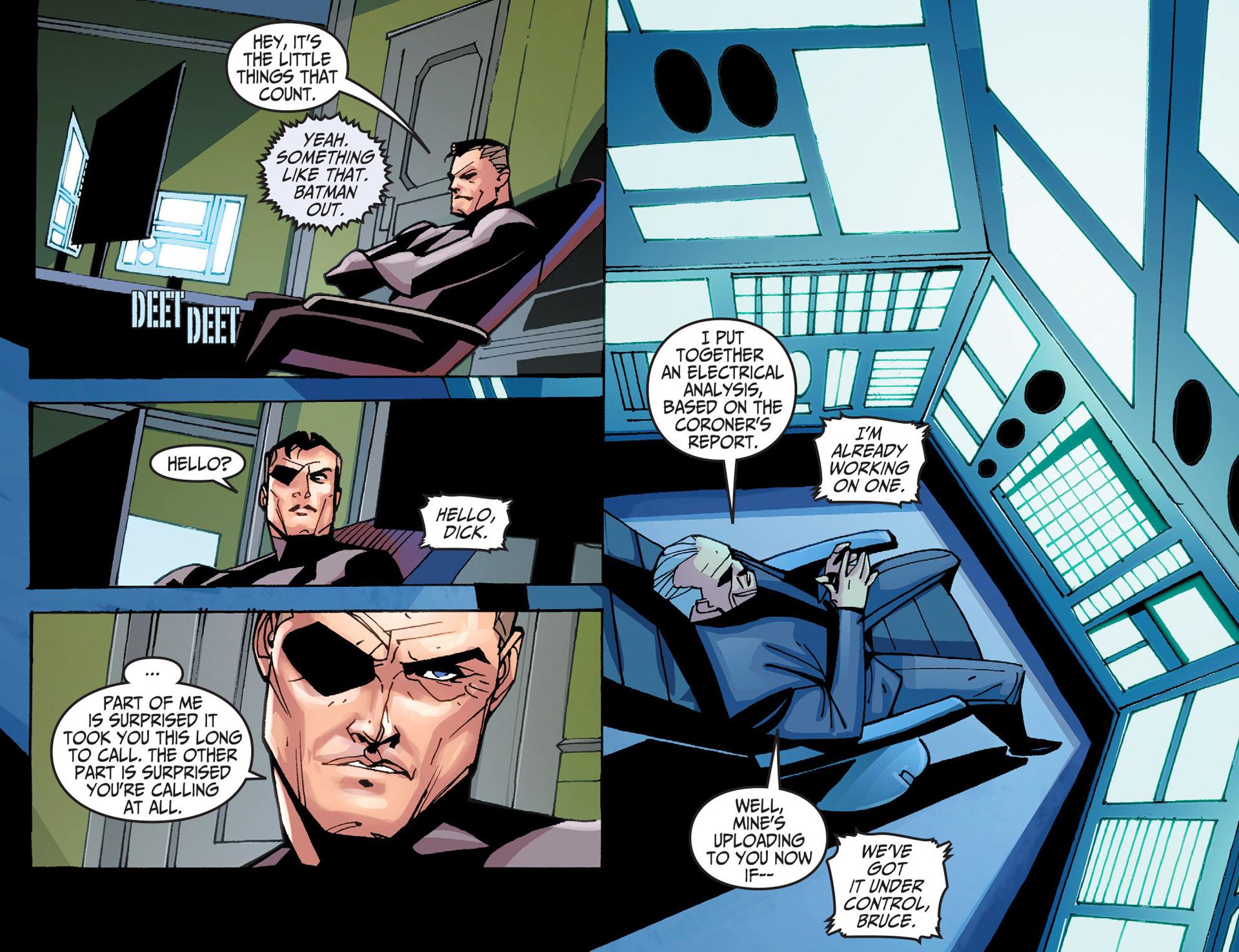 Batman Beyond 2.0 #3 #38 - English 11