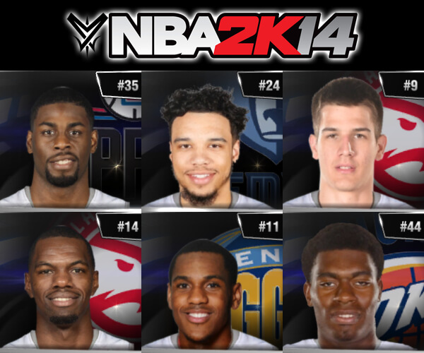 NBA 2k14 Roster update - July 23, 2017 - HoopsVilla