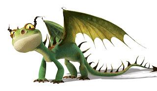 Harold et les dragons de Cressida Cowell, les livres qui ont inspiré le film  Sujet_terrible_terror