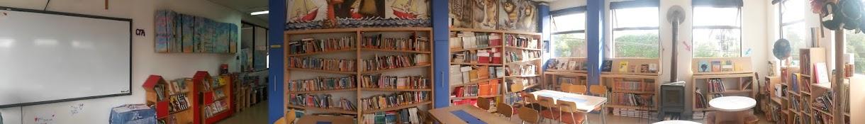 Biblioteca-CRA Colegio Francisco Didier