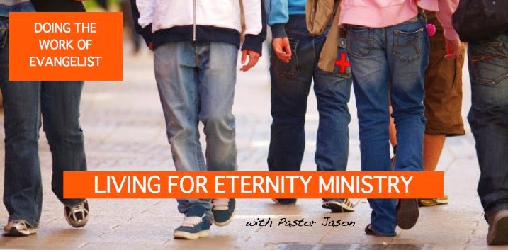 Living for Eternity Ministry