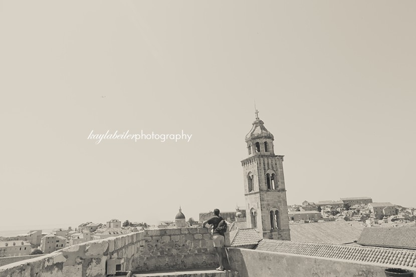 dubrovnik city walls photo
