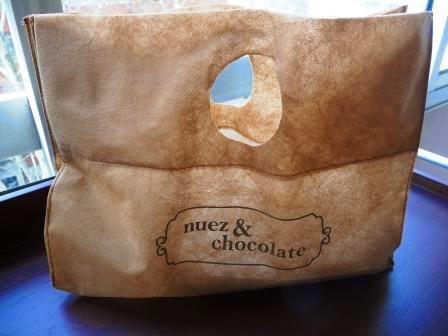Budín alemán de la Confitería Nuez & Chocolate