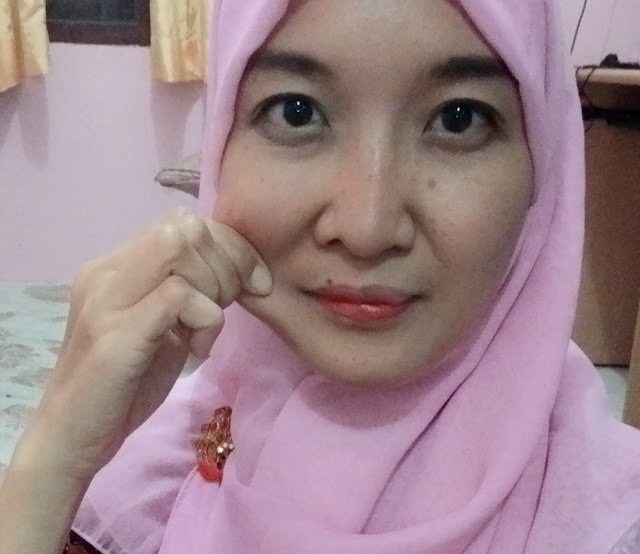 Pipi merona tanpa blush on