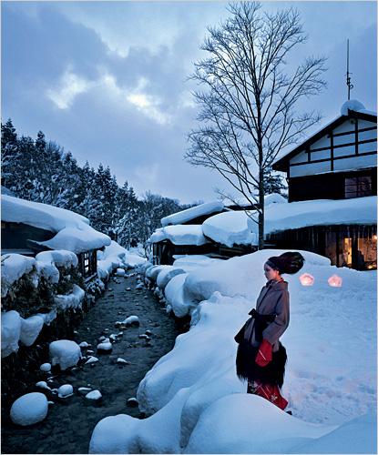 Menghadapi Musim Dingin di Jepang