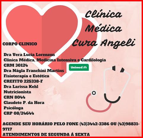 SAÚDE -  Bom Sucesso tem Clínica com especialidades médicas e Clínica geral