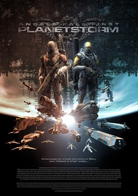 Shooter Game Angels Fall First: Planetstorm PC Download img