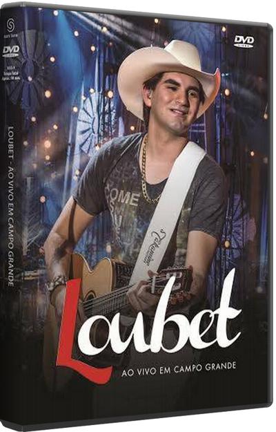 DVD Loubet Ao Vivo em Campo Grande