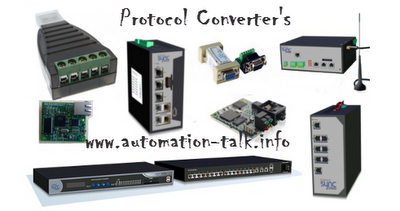 protocol converter for automation
