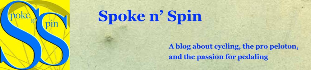 Spoke-n-Spin
