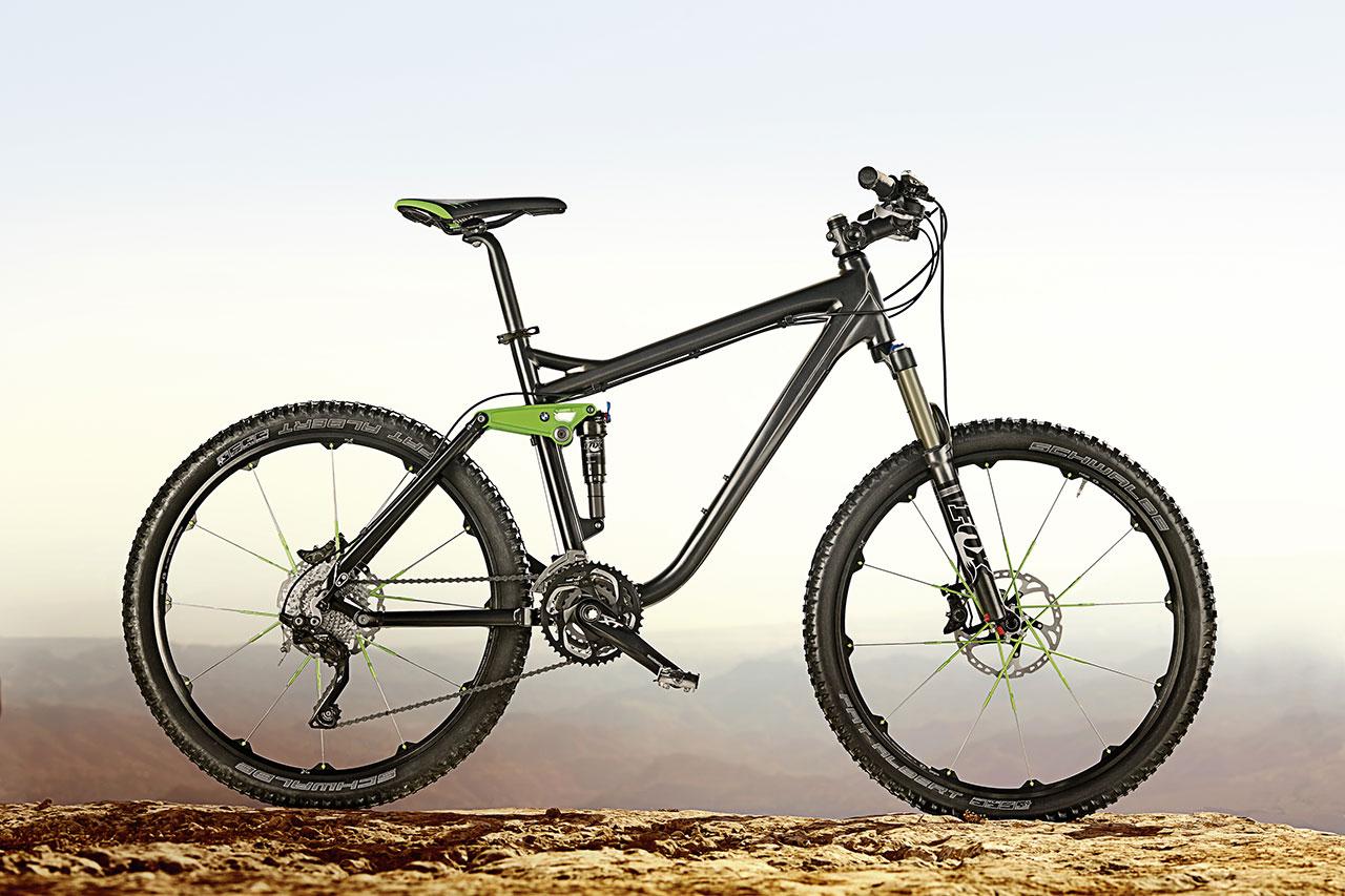 BMW All Mountain Bike