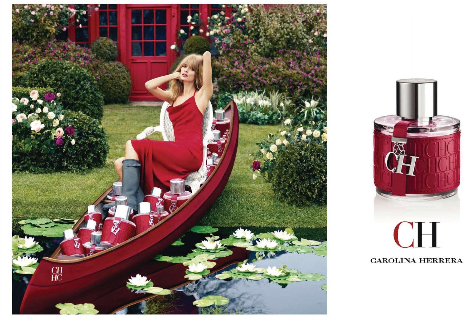 passion for luxury carolina herrera ch eau de parfum. Black Bedroom Furniture Sets. Home Design Ideas