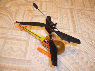 helicóptero miniatura de radio-control