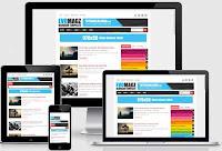 Template Blog Paling Bagus Dan Banyak Di Pakai