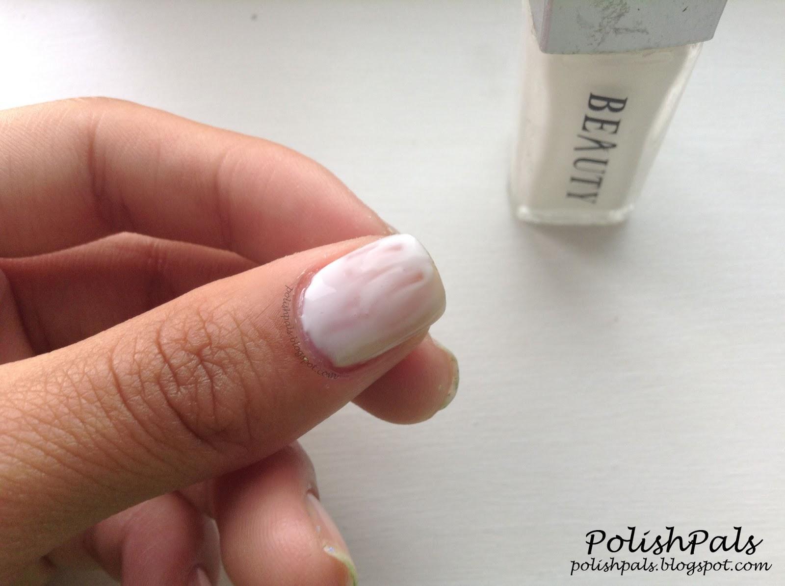 Polish Pals: Nail Foil Tutorial