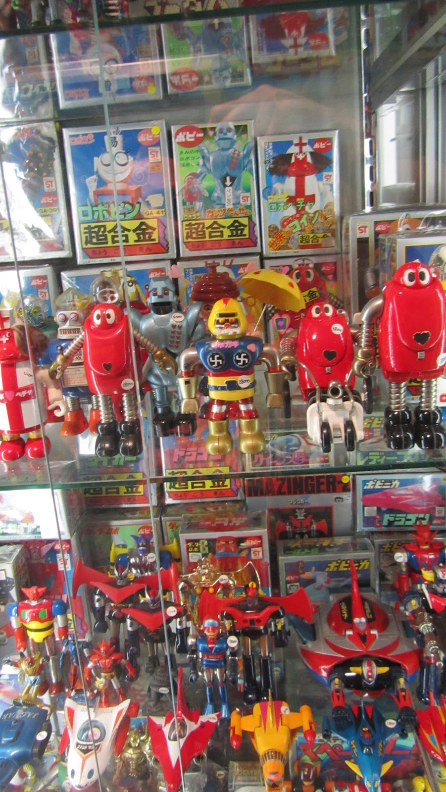 Japan Toy Store : The collection japanese toy shop videos pt