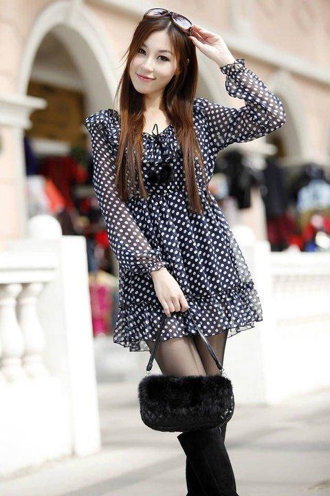 El lugar de la moda Asiatica