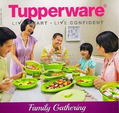 Katalog Tupperware Terbaru