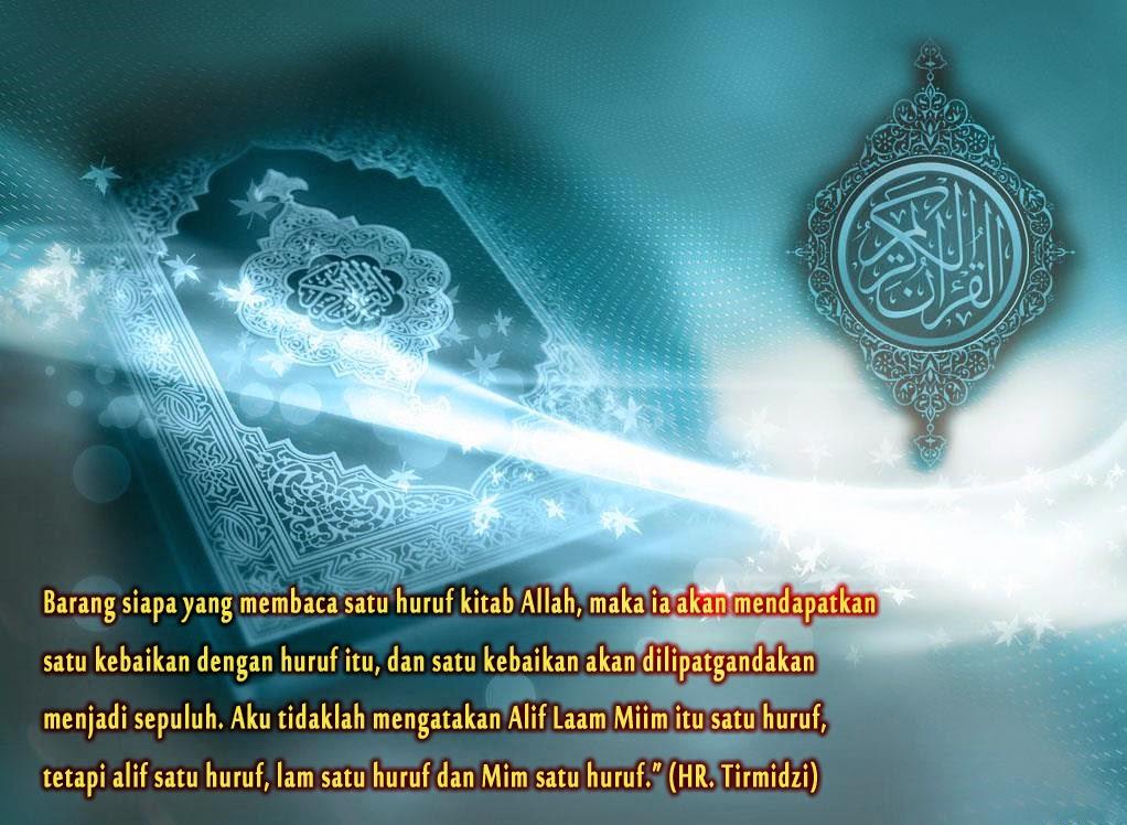 Membaca Al-Qur'an Itu Menyenangkan Dan Membuat Hati Menjadi Tenang